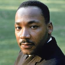 Homme du jour : Martin Luther King