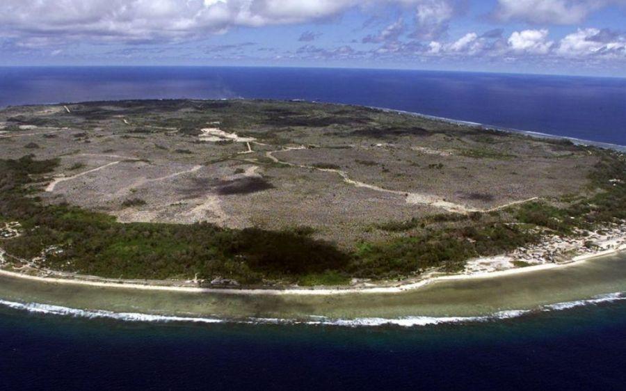 Ecologie : Le futur a eu lieu sur l'île deNauru