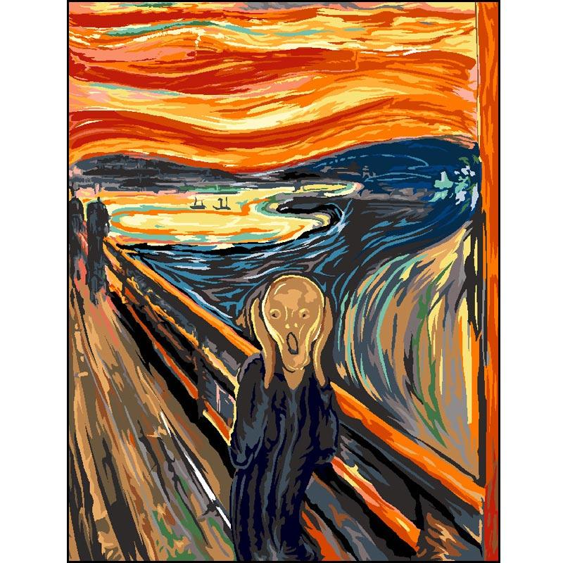 Humeur : poème : le cri!!!